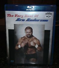 The Best of The Enforcer Arn Anderson WWF JCP NWA Bluray WCWHistory TV Champion