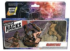 Boss Fight Studio (3.75 Inch) Vitruvian Hacks Gladiator Accessory Kit