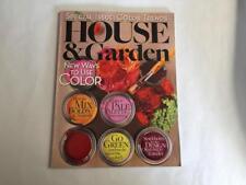 House & Garden Magazine March 2007