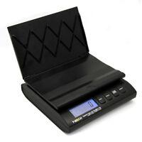 Balanza Digital Electrónica 36kg Pesa de Precisión en Acero Inoxidable en Negro