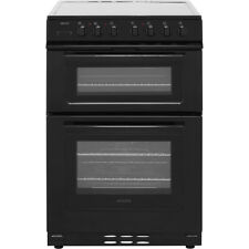 Electra TCR60B Free Standing Electric Cooker with Ceramic Hob 60cm Black New