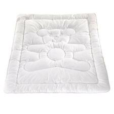 Merino Wool Bedding Baby Duvet Cot Bed 120 x 150 + flat Pillow 40/60 500gsm 8tog