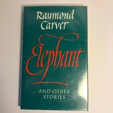 New ListingElephant and Other Stories by Raymond Carver