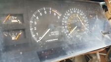 86 Toyota MR2 Instrument Cluster 262k Miles OEM Broken cover lens