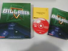 ARCHER BILLIARDS MACLEAN BOX LARGE SET FOR PC CD-ROM SPANISH