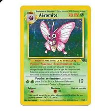 Jungle Rare Pokémon Individual Cards with Holo
