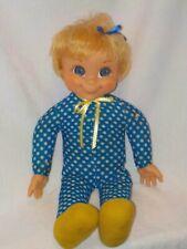 "20"" Vintage Mattel Mrs. Beasley Doll"