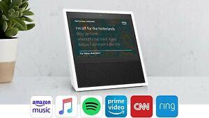 Amazon Echo Show 1st Gen White (New) sealed