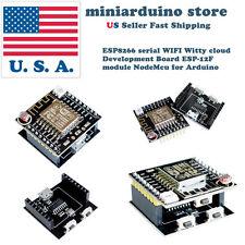 ESP8266 Mini NodeMCU serial WIFI Witty Cloud Development Board ESP-12F Arduino