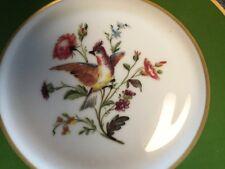 Danbury Mint collectible plate Milkard Fillmore limited edition 7788 bird green