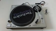 (USED) Technics DJ Turntable Direct Drive SL-1200MK3D Working Good Condition