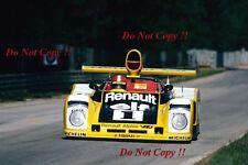 Jean-Pierre Jabouille Renault Alpine A443 Le Mans 1978 Photographie 1