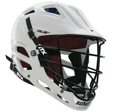STX Lacrosse Stallion 500 Helmet, White, X-Large