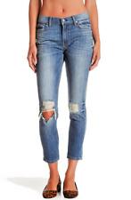 Genetic Denim Women's Parker Distressed Skinny Jeans Sz 30 Drift Wash Ret $209