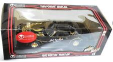 SMOKEY AND THE BANDIT TRANS AM-REYNOLDS SIGNED-LE OF 500-1:18 SCALE-RARE/OOP/NIB