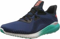 Adidas Men Alphabounce Sports Running Casual Blue Shoes AQ8215 RRP £109.99