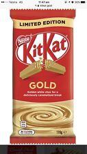 Nestle Kit Kat Kitkat Gold Chocolate Block