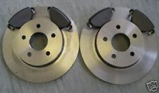 MK3 FORD MONDEO REAR BRAKE DISCS AND PADS 2001- 2004