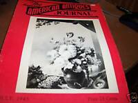American Antiques Journal July 1948 (OS)