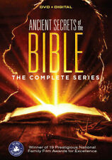 Ancient Secrets of The Bible Complete - DVD Region 1
