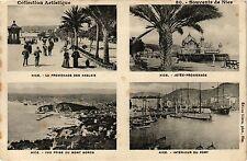 CPA  Collection Artistique - Nice - La Promenade des Anglais - Jetée... (203241)