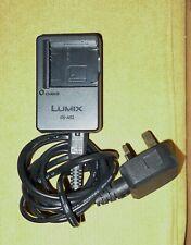 Panasonic LUMIX charger withe cable DE-A92 for DMC-FS16 FS14 FP5 FH27 FH25
