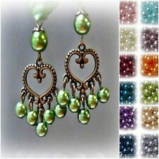 Hook Alloy Chandelier Fashion Earrings