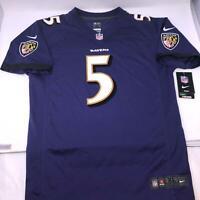 Baltimore Ravens Joe Flacco #5 NFL Nike Jersey New Youth Size XL