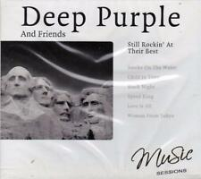 DEEP PURPLE AND FRIENDS - STILL ROCKIN' AT THEIR BEST (NEW SEALED CD)