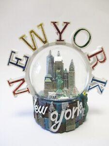 New York Snow Ball Corona 12 CM, World Trade Center,Freedom Tower,Empire State