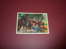 ZORRO #71 trading card 1958  TOPPS TV/Movie WALT DISNEY Guy Williams U.S.A.
