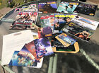Lot+of+Star+Wars+Magazines%2C+Posters%2C+Decal%2C+Pez%2C+Trading+Cards+80s+And+90s