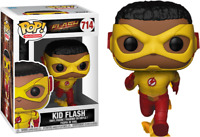 FUNKO POP FLASH TV SERIES KID FLASH 4 INCH VINYL FIGURE NEW!