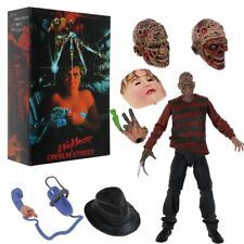 Freddy Krueger Action Figure Classic Model Nightmare On Elm Street Xmas Gift AU