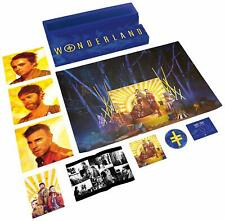 TAKE THAT Wonderland (2017) Deluxe Edition CD box set w/ Wall Print NEW/SEALED