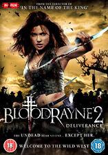 BLOODRAYNE 2 - DVD - REGION 2 UK