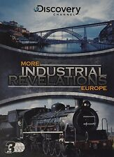 More Industrial Revelations - Europe (NEW & SEALED DVD, 3-Disc Set)