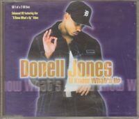 DONELL JONES U Know What's Up CD Single