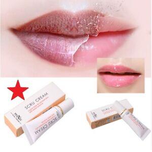 Lip Scrub Removal Horniness Water Science Lips Exfoliating Scru Cream 12g new..