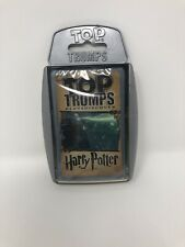 Harry Potter & the Deathly Hallows Part 2 Top Trumps Card Game - Fun Facts/Stats
