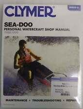 Clymer Sea-Doo 580-800 1988-1996 Manual - W809-3