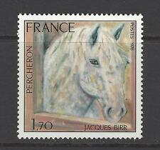 FRANCE # 1580  MNH  HORSE PERCHERON