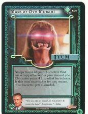 Buffy TVS CCG Limited Class Of 99 Rare Foil Card #149 Mask Of Ovu Mobani