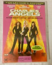 Charlie's Angels Collector's Edition Single DVD Disc 2001 (Region 4 - Rated M)