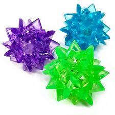 Flashing Crystal Bounce Ball Sensory Toy - Fidget Stress Sensory Autism ADHD