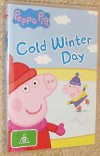 LIKE NEW DVD Peppa Pig - Cold Winter