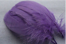Free shipping 20pcs beautiful Natural goose feathers 15-20cm / 6-8inches