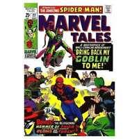 Marvel Tales (1964 series) #22 in Fine minus condition. Marvel comics [*us]