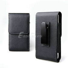 Leather Universal Plain Mobile Phone Cases, Covers & Skins for LG