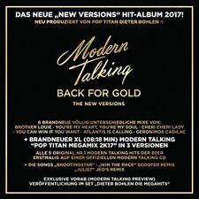 Modern Talking - Back For Gold [New Vinyl LP] Italy - Import